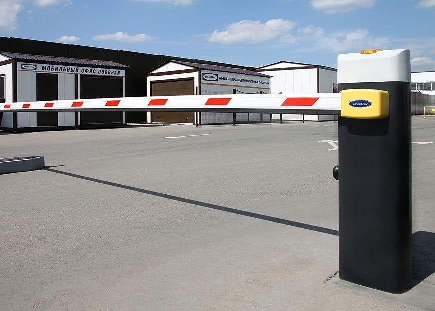 Автоматический шлагбаум – современное решение для охраны