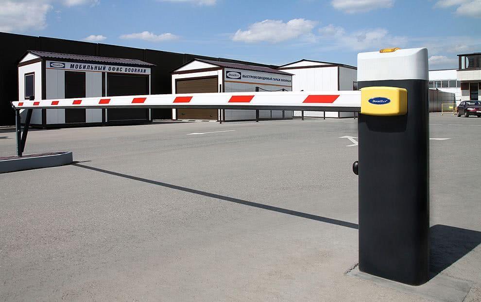 avtomaticheskiy shlagbaum doorhan barrier n 5000 pod klyuch detail