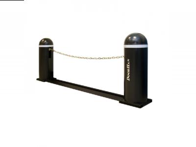 Комплект цепного шлагбаума Chain-barrier7-base