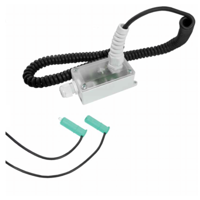 Профиль резиновый для оптосенсеров