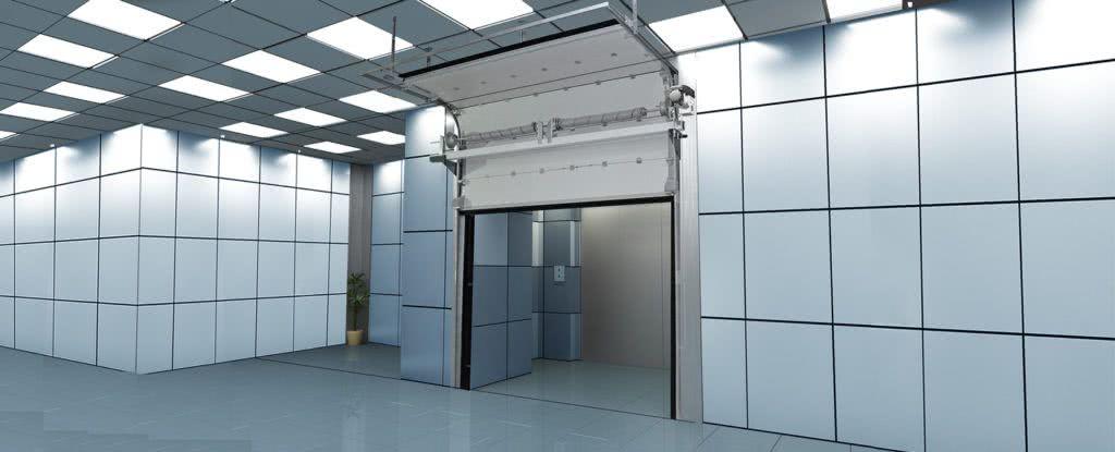 Основные правила обслуживания секционных ворот
