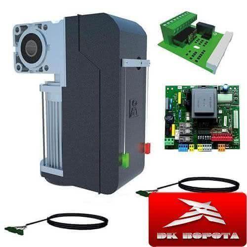 Автоматика для воротBFT PEGASO BCJA 230 V привод для промышленных ворот с блоком ELMEC1