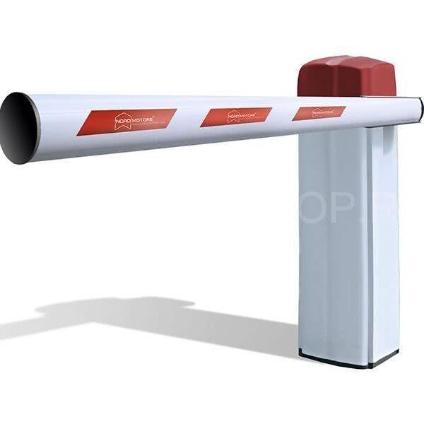 Автоматический шлагбаум с круглой стрелой NBR-6000