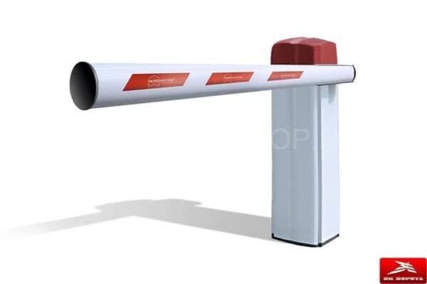 Автоматический шлагбаум с круглой стрелой NBR-5000