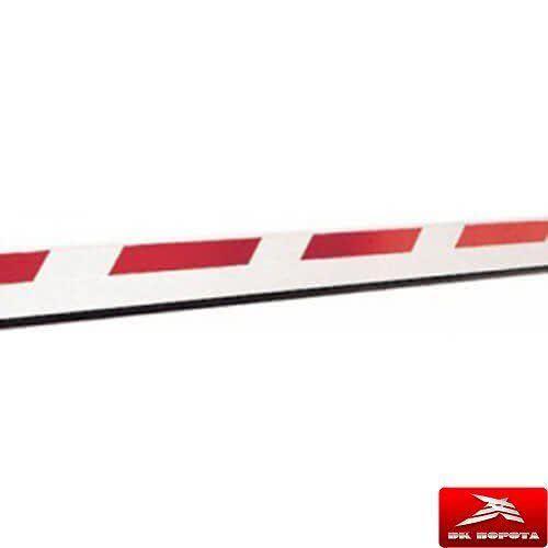 Faac 428090 стрела шлагбаума 3,8 метра (прямоугольная)