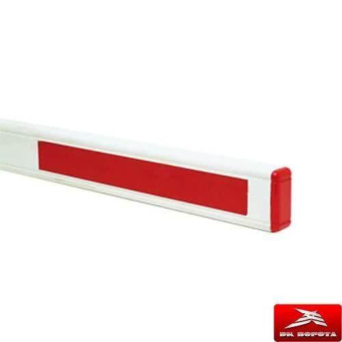 Faac 428061 стрела шлагбаума 4 метра (прямоугольная)
