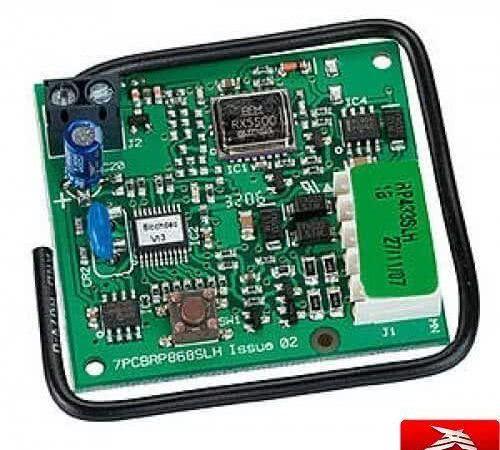Faac RP 433 1 канальный SLH радиоприемник встраиваемый