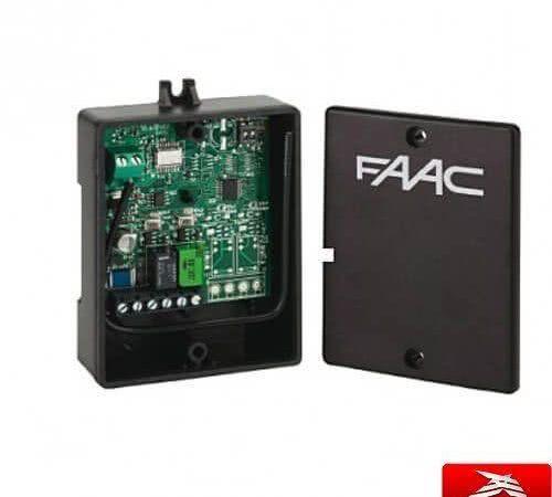 Faac XR 433 МГц радиоприемник внешний