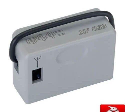 Faac XF 868 радиоприемник встраиваемый