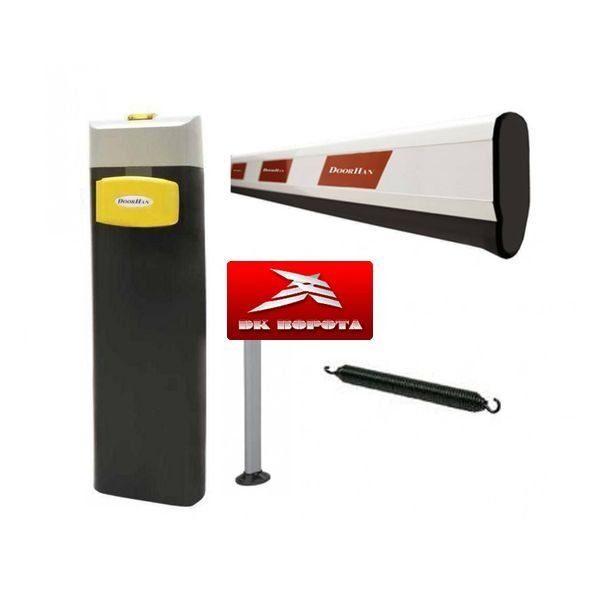 Doorhan Barrier N-6000 шлагбаум автоматический 6 м.