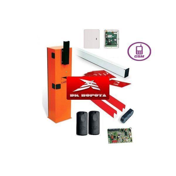 Шлагбаум с управлением с телефона CAME GARD 4000 Combo