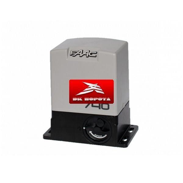 FAAC 740 (109780) привод для откатных ворот