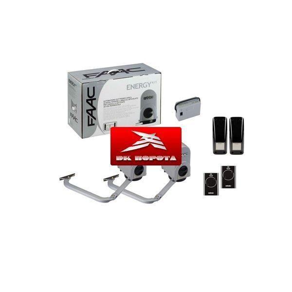 FAAC 391 KIT SLH комплект автоматики для распашных ворот