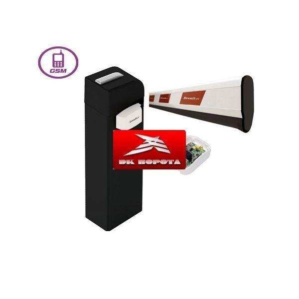 Шлагбаум с управлением с телефона DoorHan Barrier PRO 4000