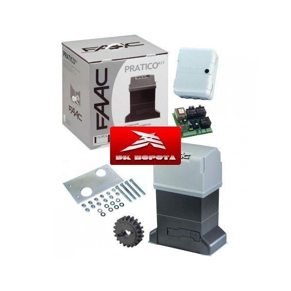 FAAC 844 R 3 привод для откатных ворот (шестерня Z20)
