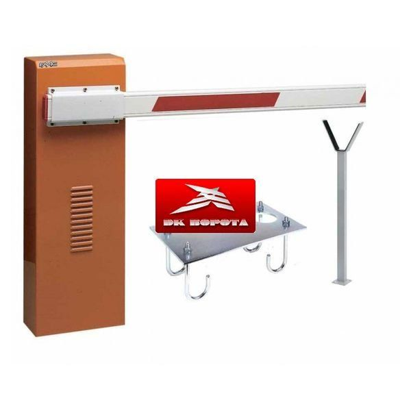 Faac 640 STD шлагбаум автоматический 7 м.