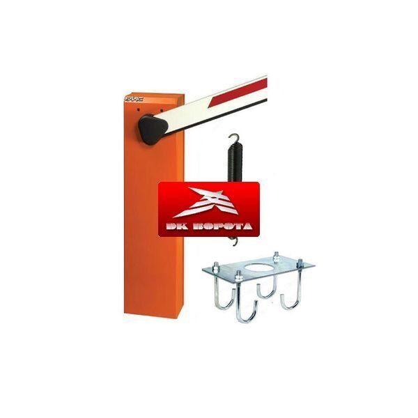 Faac 615 BPR шлагбаум автоматический 5 м. с прямоугольной стрелой