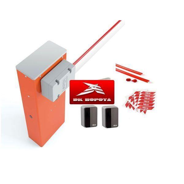NICE WIDEL6KIT1 шлагбаум автоматический 6 м.