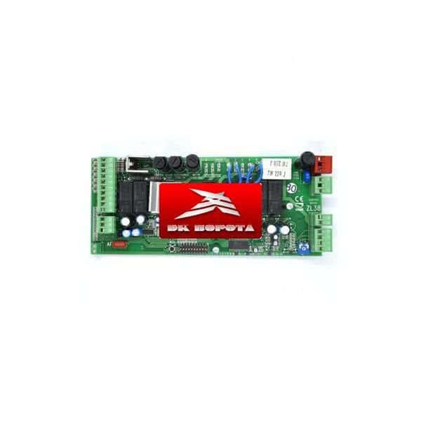CAME ZL38 (3199ZL38) плата блока управления