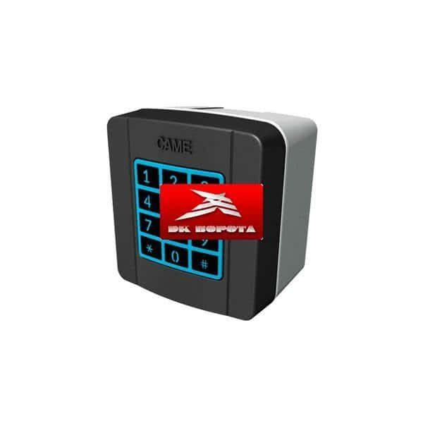 CAME 806SL-0170 SELT1W4G клавиатура кодонаборная беспроводная накладная, 25 кодов, 433.92 МГц