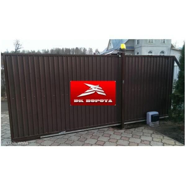CAME BK-1200 привод для откатных ворот