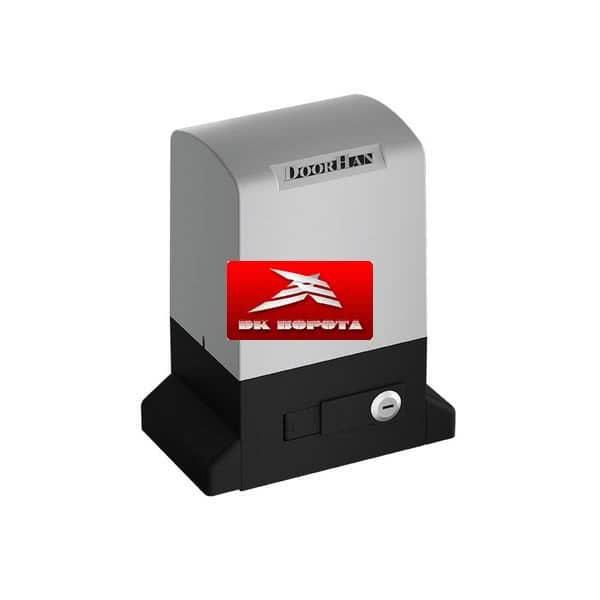 DOORHAN SLIDING-500-24V привод для откатных ворот до 500 кг.