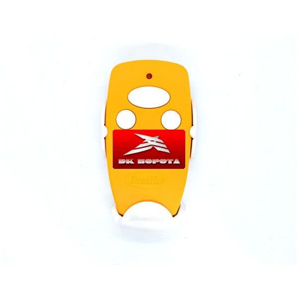 DOORHAN Transmitter 4 Yellow пульт-брелок