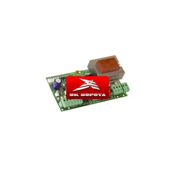 FAAC 790281 плата управления 596-615 BPR для 1 мотора 230В