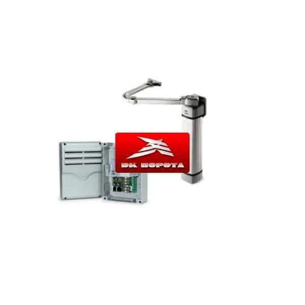 CAME FLEX 500/1 привод для распашной калитки