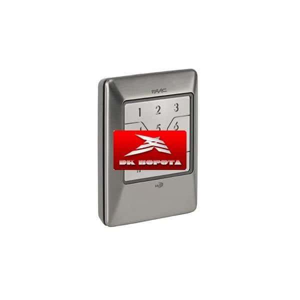 FAAC 404038 беспроводная радиокодовая клавиатура XKPW 868 МГц