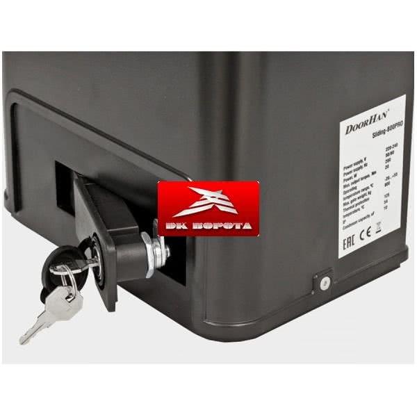 DOORHAN SLIDING-800PRO привод для откатных ворот до 800 кг.