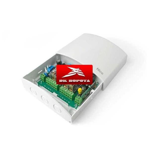 NICE OX4T радиоприемник 4-х канальный внешний для дистанционного управления автоматики и шлагбаумов пультами