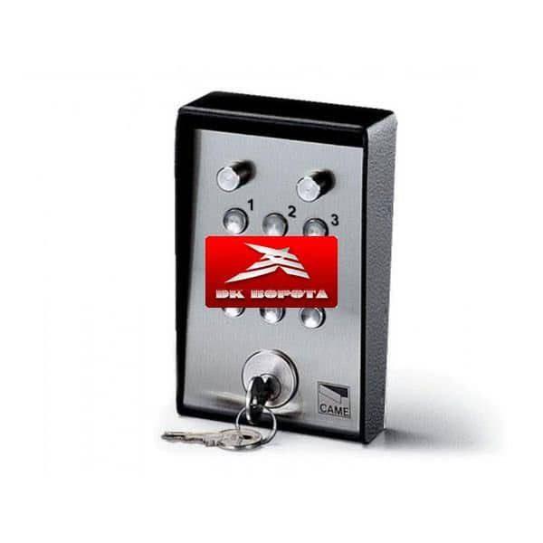 CAME 001S5000 клавиатура кодовая 9-кнопочная
