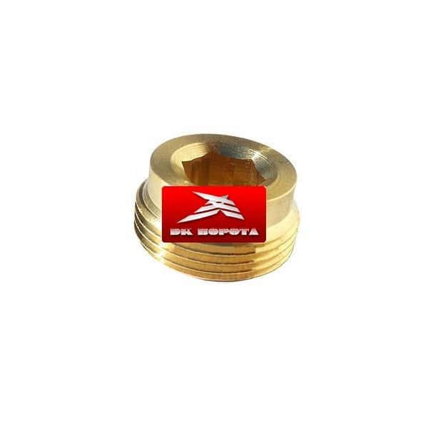 FAAC 7049005 заглушка клапанов гидроблока FAAC