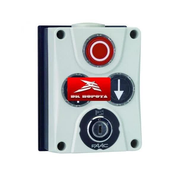 FAAC XB300 (402500) панель управления