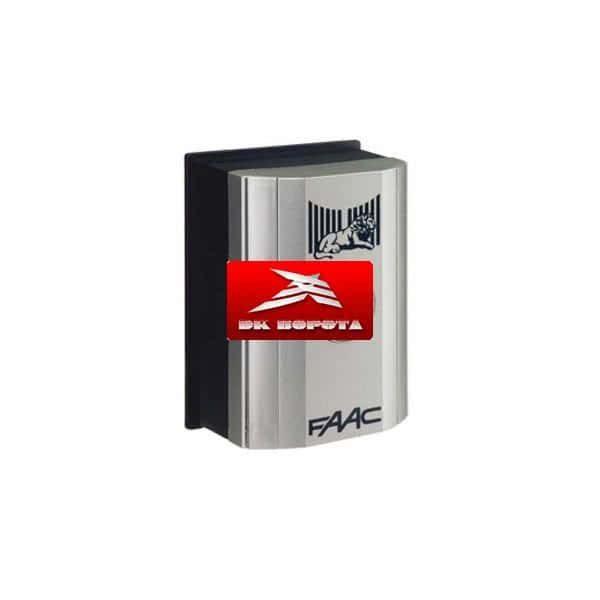 FAAC 401019001 ключ выключатель Т10 Е, комбинация №1