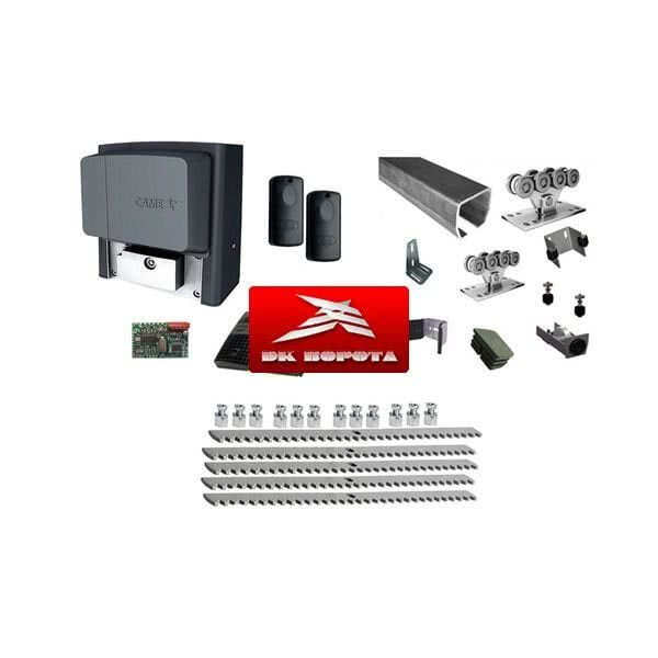CAME BX708 FULL KIT автоматика для откатных ворот