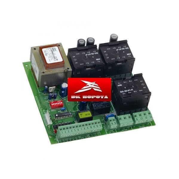 FAAC 790862 плата управления 844 Т