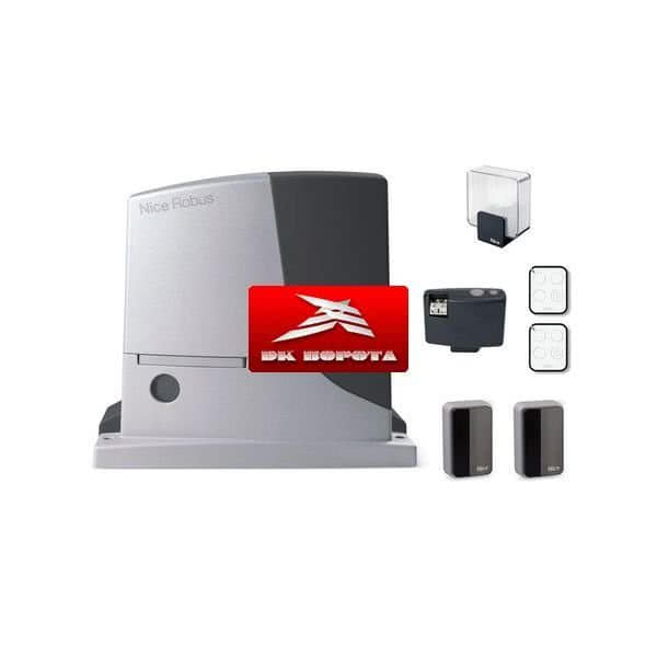 NICE RB400BDKCE автоматика для откатных ворот