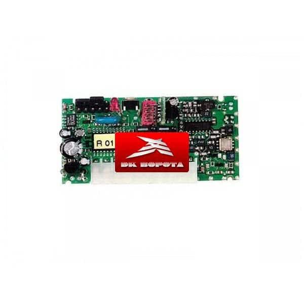NICE FLOXI2R радиоприемник 2-х канальный для дистанционного управления шлагбаума пультами