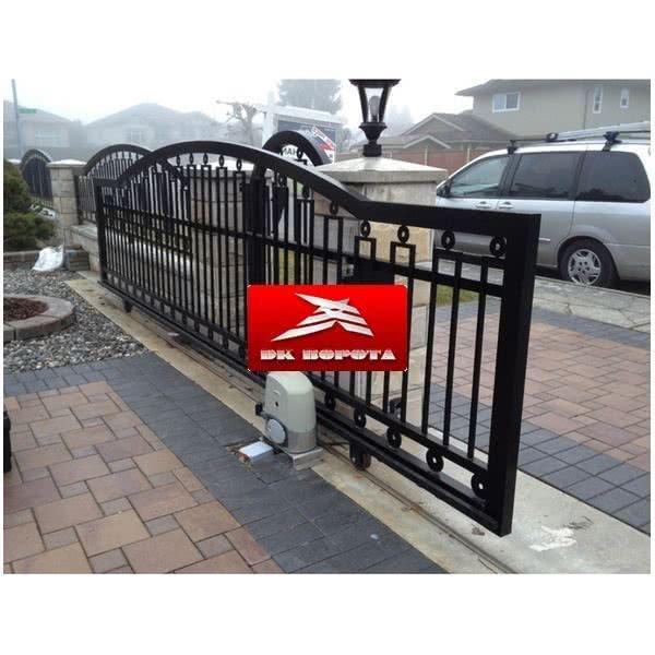 CAME BX-243 DIR 10 автоматика для откатных ворот