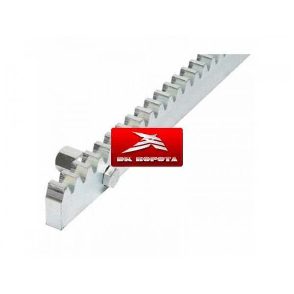NICE ROA8 оцинкованная зубчатая рейка 30×8 мм
