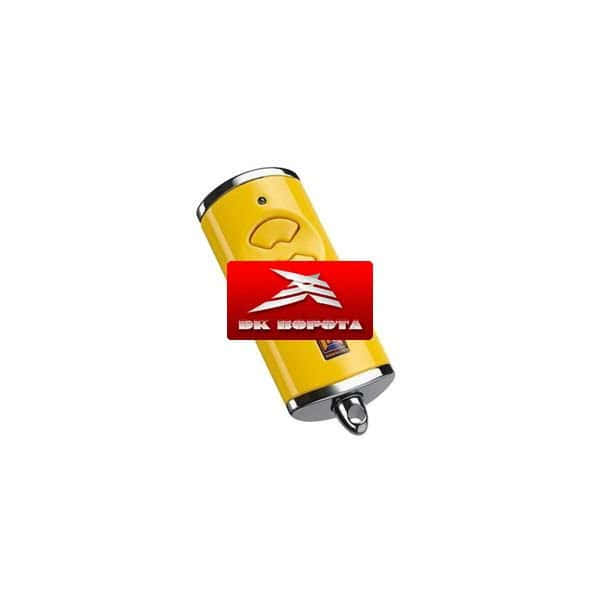"Hormann HSE2-868-BS ""желтый лак"" пульт-брелок (436881)"