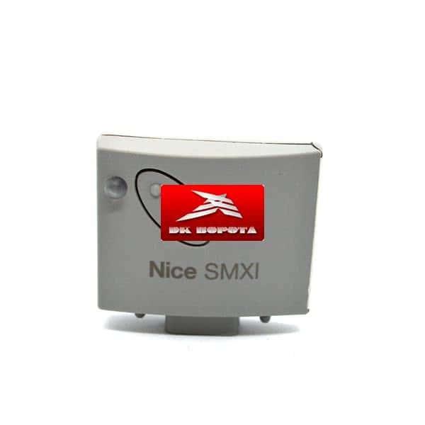 NICE SMXI радиоприемник встраиваемый для ДУ с помощью пультов