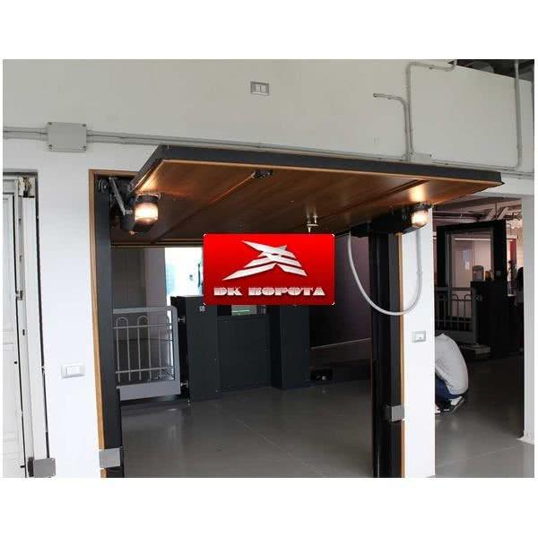 Комплект автоматики CAME EMEGA 456 для гаражных ворот