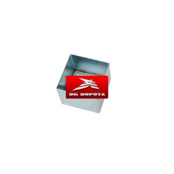 FAAC 720037 коробка стальная приварная для монтажа устройств управления и безопасности