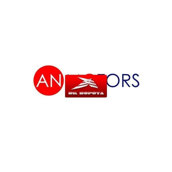 AN-MOTORS ASL.109 набор кронштейнов конечных положений