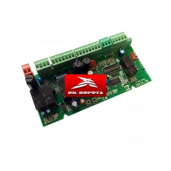 CAME ZBX74 ZBX78 плата блока управления для привода BX-78 (3199ZBX74)