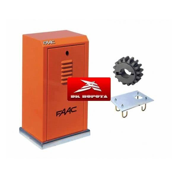 FAAC 884 MC 3PH привод для откатных ворот