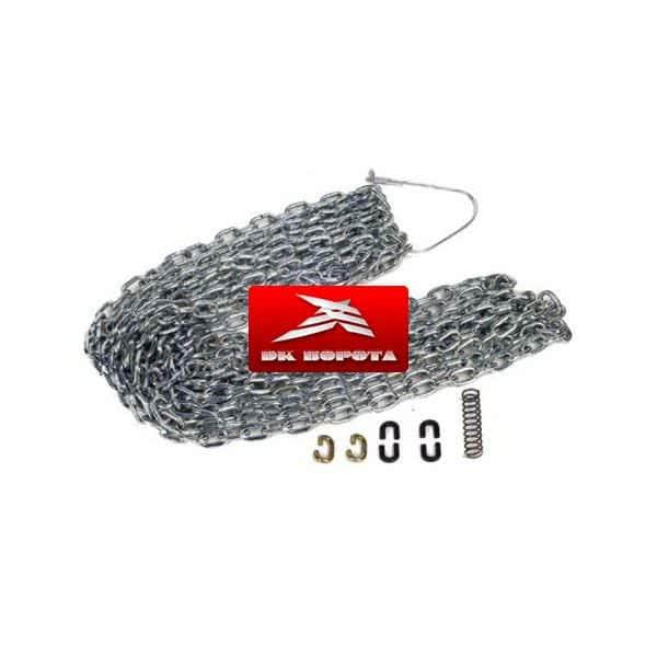 FAAC 390720 цепь удлинитель для лебедки осевого привода, 8 м.